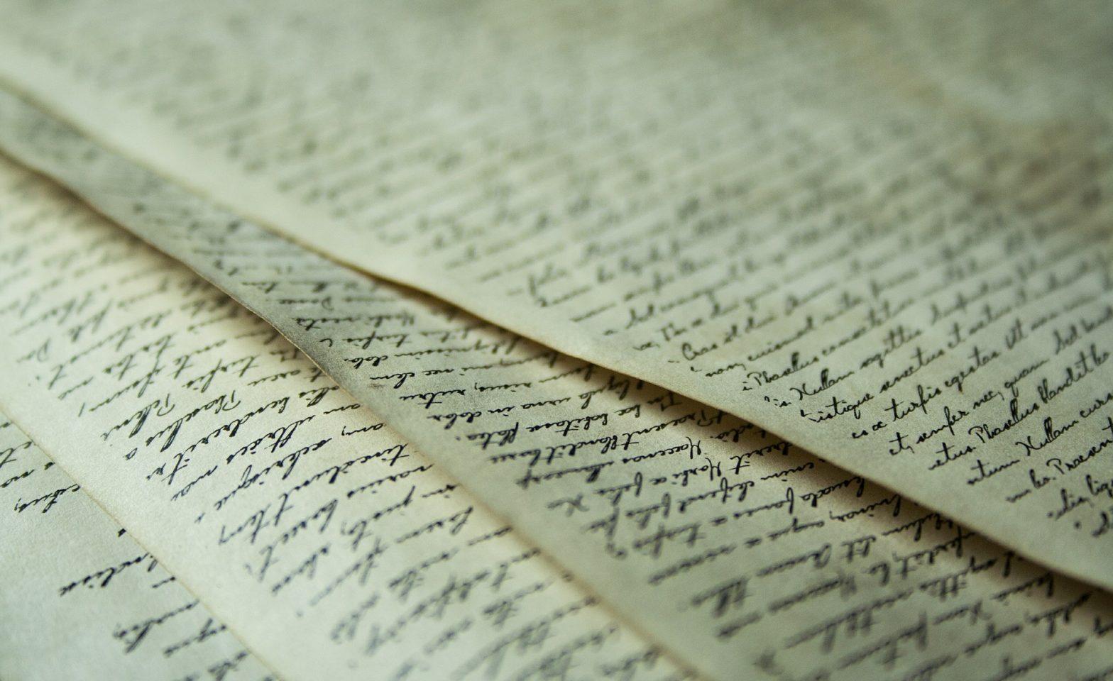 Literatur: Mittelalter bis Sturm und Drang